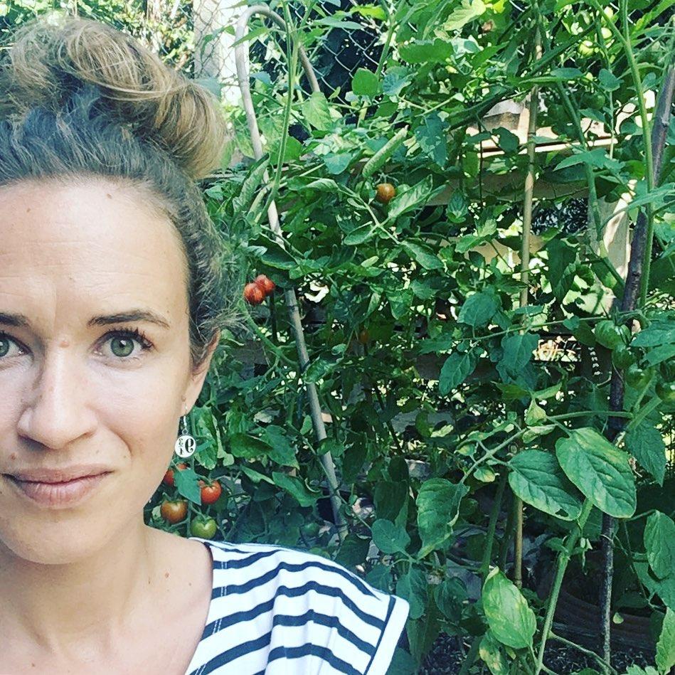 Julie selfie gang des tomates